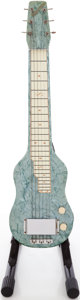 Musical Instruments:Lap Steel Guitars, Early 1950's Magnatone MOTS Lap Steel Guitar, #33537....