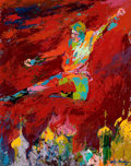 Fine Art - Painting, American:Contemporary   (1950 to present)  , LEROY NEIMAN (American, b. 1926). Russian Cossack, 1968.Acrylic on board. 30 x 24 inches (76.2 x 61.0 cm). Signed and d...