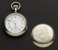 Timepieces:Pocket (post 1900), South Bend 17 Jewel 309 - 18 Size Pocket Watch. ...