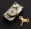 Timepieces:Other , Illinois Safe Lock For Moser U.S.A.. ...