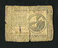 Colonial Notes:Continental Congress Issues, Continental Currency May 9, 1776 $2 Very Good. A decent lookingContinental note that has a big centerfold tear that extends...