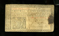 Colonial Notes:New Jersey, New Jersey March 25, 1776 1s Extremely Fine. A very pleasing andattractive EF note that has excellent detail and good signa...