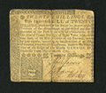 Colonial Notes:Pennsylvania, Pennsylvania March 10, 1769 20s Very Fine. A lovely example of thisbettering house money that is much nicer than most examp...