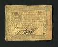 Colonial Notes:Pennsylvania, Pennsylvania October 1, 1773 2s Very Fine-Extremely Fine. A boldlysigned and pretty well margined example of this more avai...