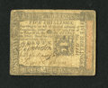 Colonial Notes:Pennsylvania, Pennsylvania October 1, 1773 5s Extremely Fine. A lightlycirculated example of this columned issue that has three boldsign...
