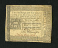 Colonial Notes:Pennsylvania, Pennsylvania October 25, 1775 2s/6d Extremely Fine. A lightlycirculated example with good paper crispness and excellent eye...