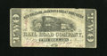 Obsoletes By State:Louisiana, New Orleans, LA- New Orleans, Jackson & Great Northern Rail Road Company $2 Nov. 16, 1861. An impressive train steams along ...