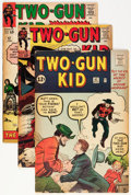 Silver Age (1956-1969):Western, Two-Gun Kid Group (Marvel, 1963-68) Condition: Average VG-....(Total: 32 Comic Books)
