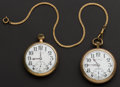 Timepieces:Pocket (post 1900), Two Illinois Bunn Special 21 Jewel Pocket Watches. ... (Total: 2Items)