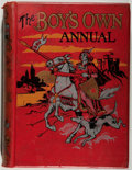 "Books:Children's Books, The Boy's Own Annual. London: ""Boys Own Paper"" Office,[1903]. First edition. Quarto. 824 pages. Profusely illustrat..."