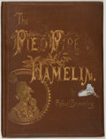 Books:Children's Books, [Color Printing]. [Arthur and Harry Payne, illustrators]. RobertBrowning. The Pied Piper of Hamelin. New York and L...