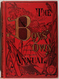 "Books:Children's Books, The Boy's Own Annual. London: ""Boy's Own Paper"" Offices,[1893]. First edition of Vol. 15. Quarto. 840 pages. Illustrate..."