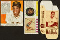 Baseball Cards:Lots, 1950's-1970's Willie Mays Card Collection (3). ...