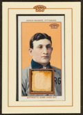 Baseball Cards:Singles (1970-Now), 2002 Topps206 Relics Honus Wagner #HW1 Game-Used Bat card. ...