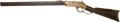 Long Guns:Lever Action, Henry Rifle: An Important Engraved Tacked Example, Serial # 5419.... (Total: 2 Items)