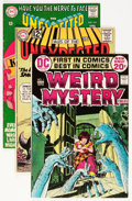 Silver Age (1956-1969):Horror, DC Silver and Bronze Age Horror Comics Group (DC, 1961-75)....(Total: 20 Comic Books)