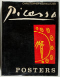 Books:Art & Architecture, [Pablo Picasso]. Christopher Czwiklitzer. Picasso Posters. New York: Random House, [1971]. First American editio...