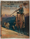 Books:Americana & American History, [Photography]. [William H. Jackson, subject]. Clarence S. Jackson.Picture Maker of the Old West. New York: Scribner...
