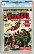 Bronze Age (1970-1979):Horror, Creatures on the Loose #26 (Marvel, 1973) CGC NM+ 9.6 Whitepages....