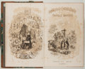 Books:Literature Pre-1900, Charles Dickens. The Life and Adventures of MartinChuzzlewit. London: Chapman and Hall, 1844. First edition.Octavo...