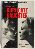 Books:Mystery & Detective Fiction, Erle Stanley Gardner. The Case of the Duplicate Daughter.New York: Morrow, [1960]. First edition, first printing. T...