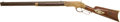 Long Guns, Model 1866 Winchester: A Fine Example Belonging to an IdentifiedNew Braunfels, Texas, Sheriff.... (Total: 2 Items)