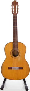 Musical Instruments:Acoustic Guitars, Circa 1970's Jose Yacopi Natural Classical Guitar....