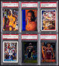 Basketball Cards:Lots, 1992-2003 Basketball Rookies & Stars PSA Graded Collection (7)- Most PSA Graded. ...