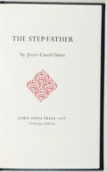 Books:Fiction, Joyce Carol Oates. SIGNED/LETTERED. The Step-Father.Northridge: Lord John Press, 1978. First edition, limited to ...