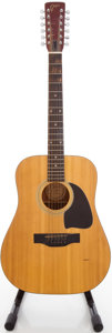 Musical Instruments:Acoustic Guitars, 1960s-1970s Goya Natural 12 String Acoustic Guitar....