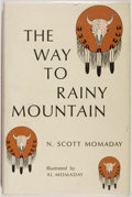 Books:Americana & American History, N. Scott Momaday. The Way to Rainy Mountain. Albuquerque:University of New Mexico Press, 1969. First edition. O...