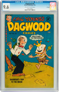 Golden Age (1938-1955):Humor, Dagwood #26 File Copy (Harvey, 1953) CGC NM+ 9.6 Off-white to whitepages....