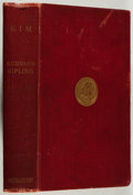 Books:Literature 1900-up, Rudyard Kipling. Kim . London: Macmillan & Co., 1901.First English edition. Octavo. 413 pages, plus 2 pages of ...