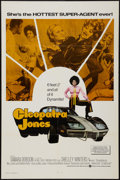 "Movie Posters:Blaxploitation, Cleopatra Jones (Warner Brothers, 1973). One Sheet (27"" X 41"").Blaxploitation.. ..."