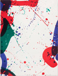 Prints:Contemporary, SAM FRANCIS (American, 1923-1994). Composition, 1967. Colorlithograph. 25 x 19 inches (63.5 x 48.3 cm). Printer proof (...