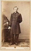 Photography:CDVs, George Armstrong Custer: Rare Carte de Visite....
