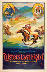 Custer's Last Fight (Quality Amusement Corporation, R-1925)