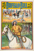 Entertainment Collectibles:Movie, The Life of Buffalo Bill (Pawnee Bill Film Co., 1912)....