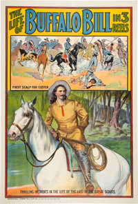 The Life of Buffalo Bill (Pawnee Bill Film Co., 1912)