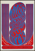 """Movie Posters:Rock and Roll, The Wailers """"It's You Alone"""" Concert Poster (Bill Graham, 1966).Concert Poster (14"""" X 20""""). Second Printing. Rock and Roll...."""