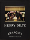 "Movie Posters:Rock and Roll, Henry Diltz Photo Exhibition (1982). Poster (17.5"" X 23.5""). Rockand Roll.. ..."
