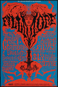 "Movie Posters:Rock and Roll, Fillmore Super Series Concert (Bill Graham, 1968) Poster (14"" X21""). Rock and Roll.. ..."