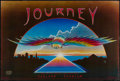 "Movie Posters:Rock and Roll, Journey Concert Poster (Billy Graham Presents, 1980). Poster (20"" X30""). Rock and Roll.. ..."