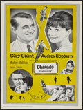 """Movie Posters:Mystery, Charade (Universal, 1963). Canadian Poster (18"""" X 24""""). Mystery....."""