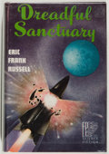 Books:Science Fiction & Fantasy, Eric Frank Russell. SIGNED/LIMITED. Dreadful Sanctuary.Reading: Fantasy Press, 1951. First edition, limited to 35...