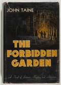Books:Science Fiction & Fantasy, John Taine. SIGNED/LIMITED. The Forbidden Garden. Reading: Fantasy Press, 1947. First edition, limited to 500 numb...