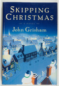 Books:Mystery & Detective Fiction, John Grisham. SIGNED. Skipping Christmas. New York: Doubleday, [2001]. First edition, first printing. Signed b...