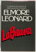 Books:Mystery & Detective Fiction, Elmore Leonard. SIGNED. La Brava. New York: Arbor House,[1983]. First edition, first printing. Signed by Leon...