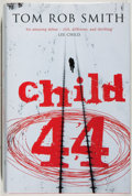 Books:Mystery & Detective Fiction, Tom Rob Smith. SIGNED. Child 44. London: Simon &Schuster, [2008]. First edition, first printing. Signed by Smith...