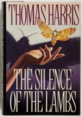Books:Mystery & Detective Fiction, Thomas Harris. The Silence of the Lambs. New York: St.Martin's Press, [1988]. First edition, first printing. Octavo...